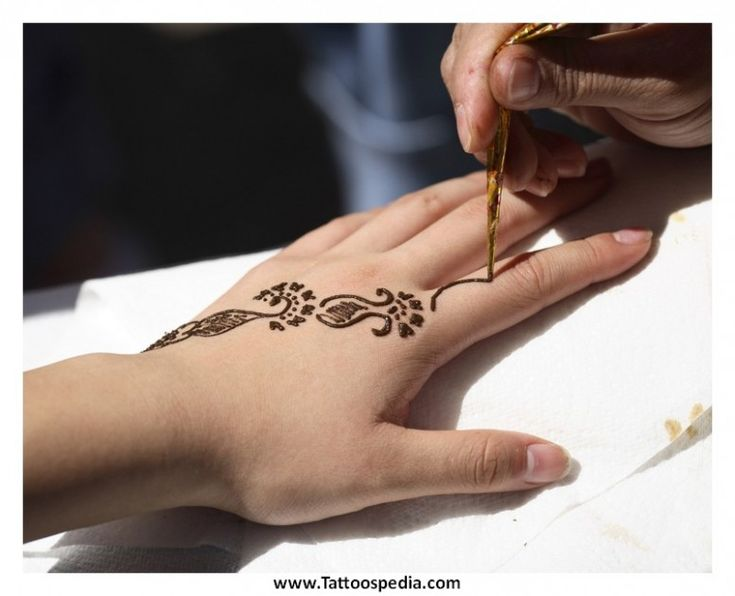 5 methods on how to get the most from this henna tattoo