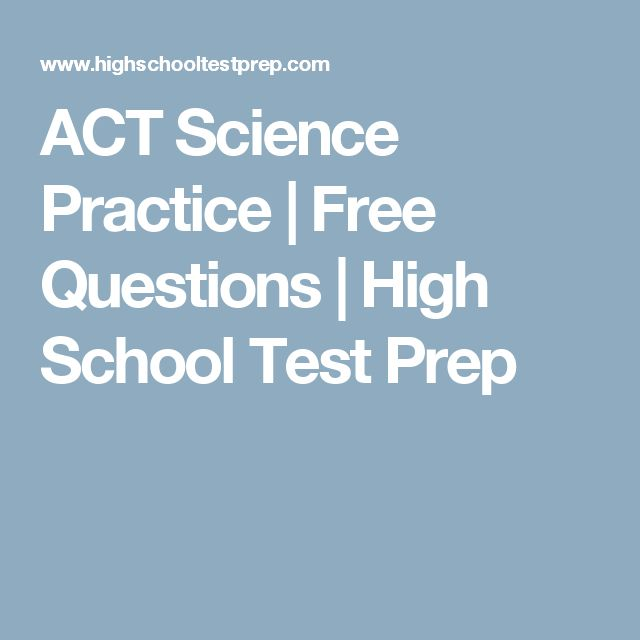 All Worksheets Act Science Practice Worksheets Free Printable – Act Science Practice Worksheets