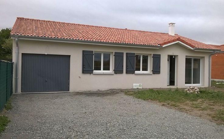 R alisation maisons punch maison plainpied mezzo loire for Realisation maison