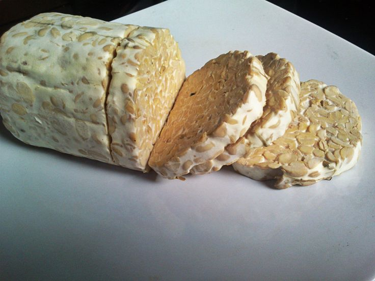 Tempeh: vegetarian, healthy, nutritious and, above all, DELICIOUS! From #Indonesia.