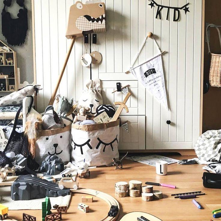 Mut Zum Chaos! : ). KinderzimmerSpielzeug Aufbewahren