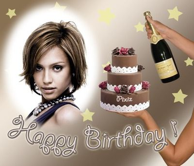Happy birthday Aniversário