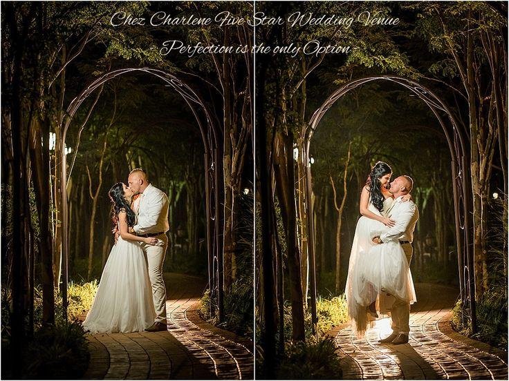 Chez Charlene 5 Star Wedding Venue - Pretoria East - Gauteng - South Africa - www.chezcharlene.co.za Chez Charlene Boutique Venue Gardens