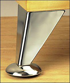 Adjustable Steel Leg - Hardware