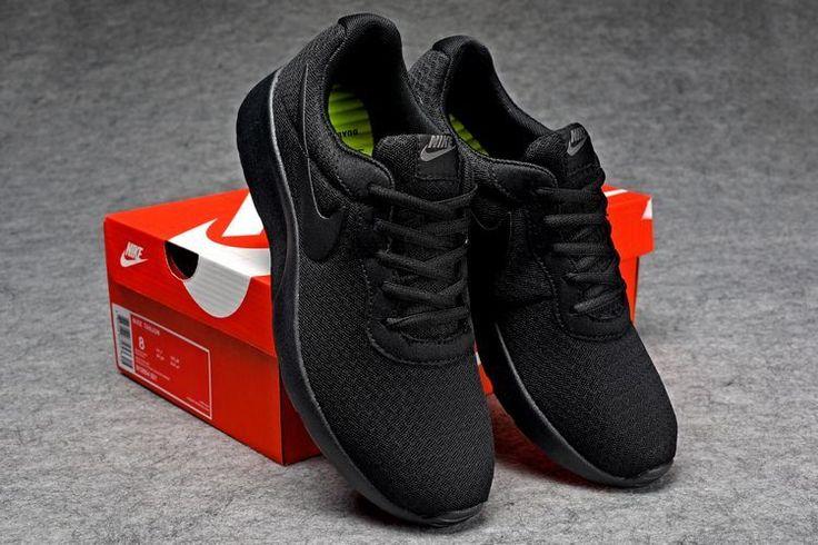 Nike Tanjun Women's Running Shoes All Black