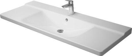 P3 Comforts Tvättställ, möbeltvättställ #233212 | Duravit