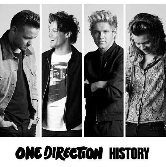 History One Direction ❤️
