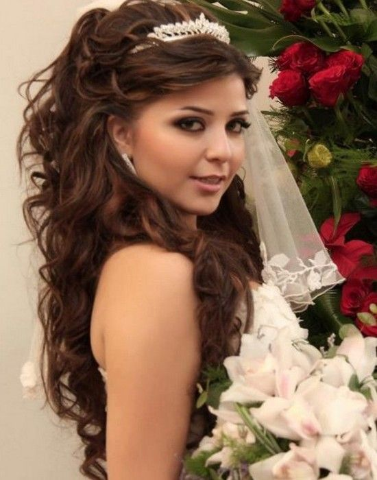 17 best ideas about Coiffure mariage on Pinterest | Coiffures ...
