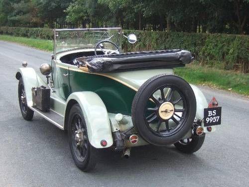 Morris Oxford Empire Tourer (1928)