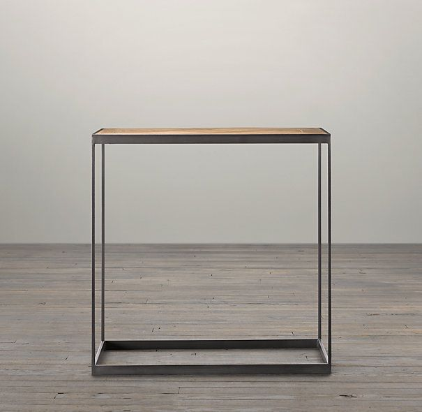 It's a given: at some point you will need a low-profile side table in your life, something that doesn't take up too much room (or aesthetic psychic