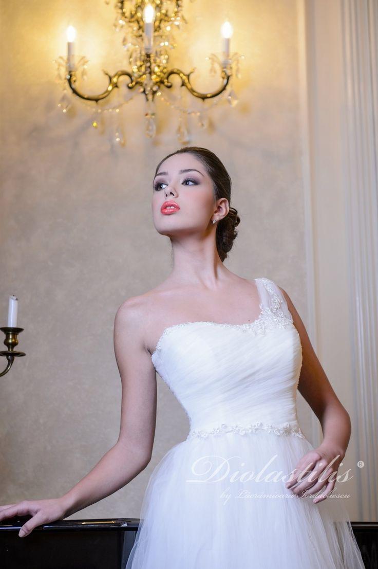 Diolastilis dress - by Lacramioara Iordachescu