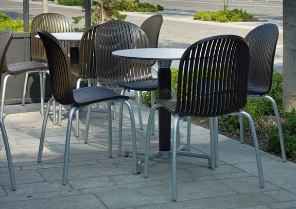 Outdoor Indoor Furniture Design Cafe Restaurant Nardi Tables Chairs Nefia Scudo « Flooring « Room Images, Photos and Pictures Gallery « DesignWagen