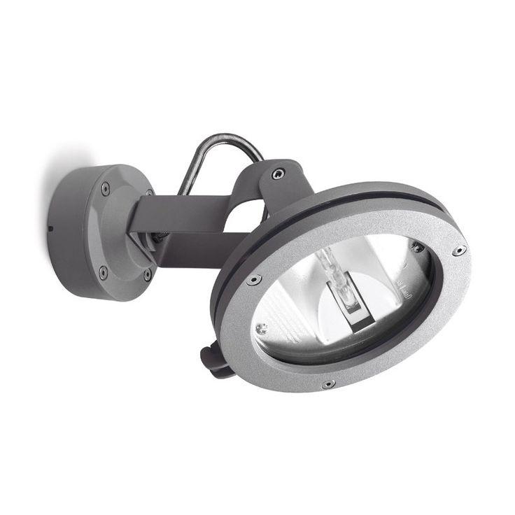 Applique d'extérieur Spot Skade - LEDS-C4   Comptoir des Lustres