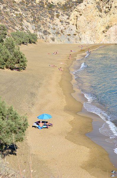 Anafi island, Greece