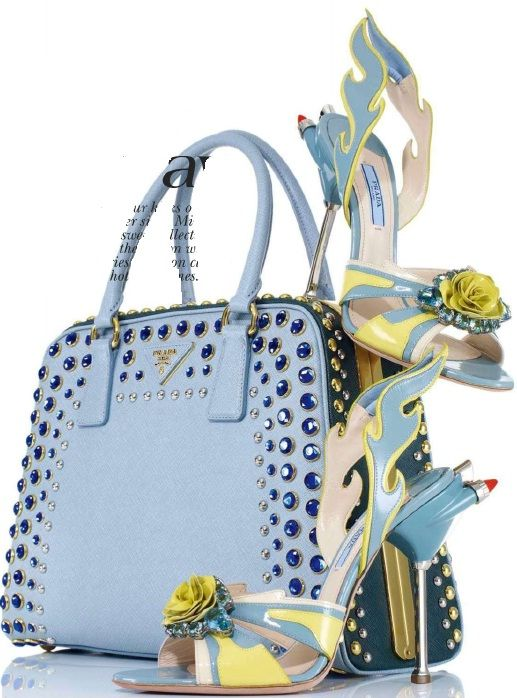 Prada |...ZPeacocks...| the purse