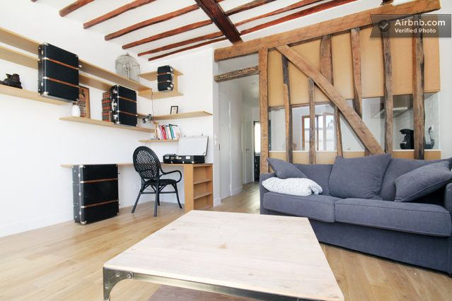 Paris Holiday Rentals & Accommodation - Airbnb