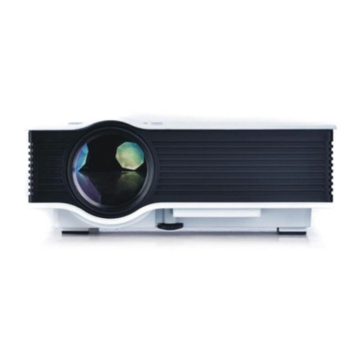 Find More Projectors Information about 2015 New Unic UC40 Projector Mini Portable Projector AV A/V USB SD HDMI Projector Pico LED Projector for PC/Phone/PS3,High Quality projector wii,China projector 3d Suppliers, Cheap projector player from UNIFISH Store on Aliexpress.com