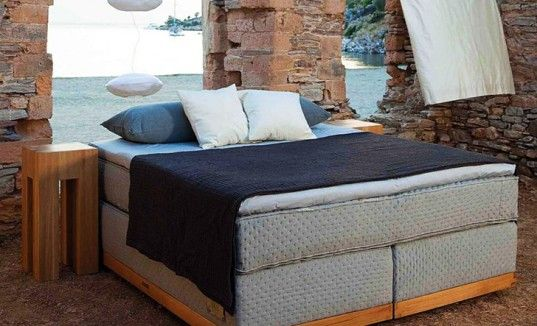 Get a cozy night's sleep on an ultra-comfy and sustainable Coco-Mat mattress