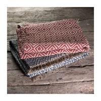 Hand-woven Jute Area Rug - Red: Ideas, Natural Red, Rugs, Fair Trade, Jute Rug, Jambo Jute