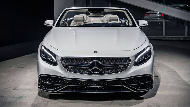 Convertible Mercedes-Maybach S 650 – luxo excepcional: Fotos, Preço, Ficha Técnica e Versões