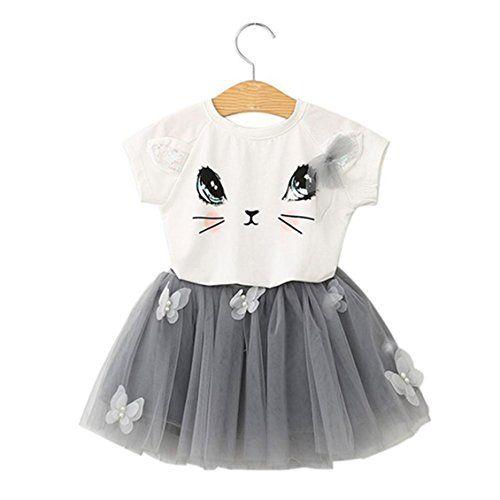 Kids T shirt+Mini Skirt Set, Transer® Kids Mini Skirts+ T... https://www.amazon.co.uk/dp/B01MR4LBND/ref=cm_sw_r_pi_dp_x_Qm68zbGFFZMCA
