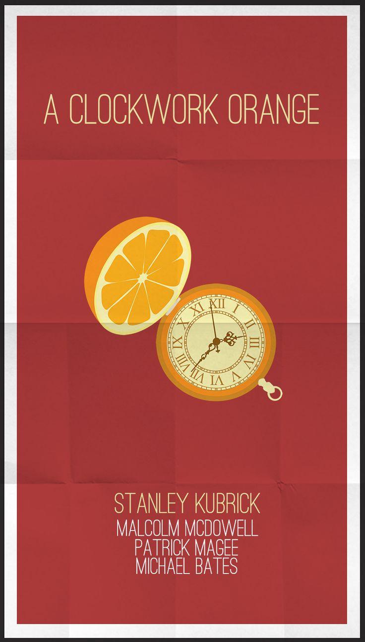 clockwork orange theme essay