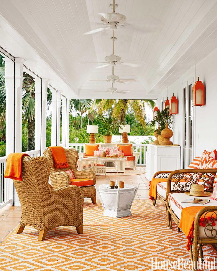 veranda | Amanda Lindroth Interior Design