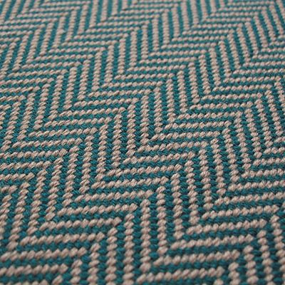 Best Herringbone Flatware Teal Staircase Runner Teal Carpet 400 x 300