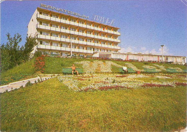 Iwonicz Zdrój Sanatorium Wisła