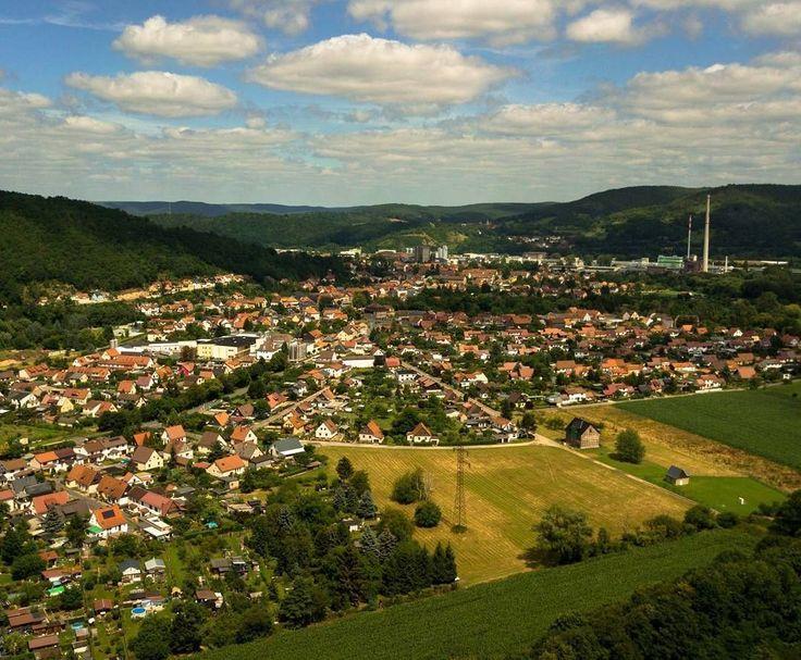 Schwarza captured by mavic pro ▪ ▪ ▪ ▪ #dji #mavicpro #drohne #luftaufnahme #aerial #djiglobal #drone #dronefly #landscapehunter #photo #picture #nature #picoftheday #droneshots #summer #city  droneshots_schaefer