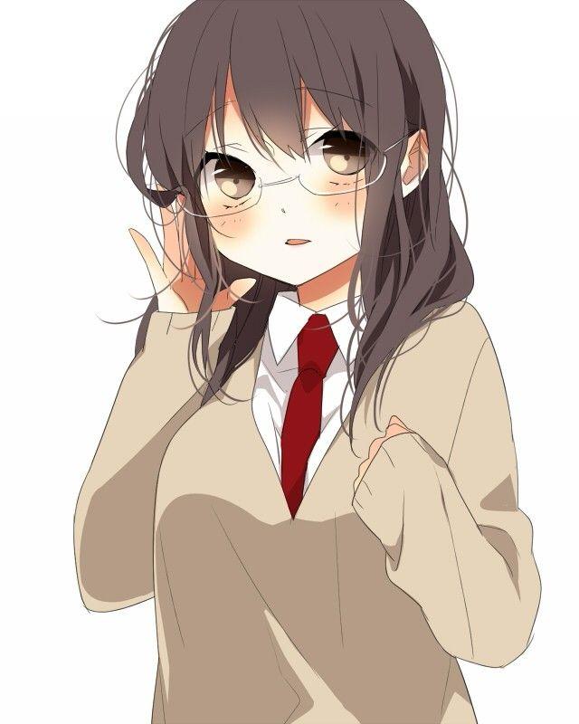 303 best anime girl wear glasses images on pinterest for Art 1129 cc