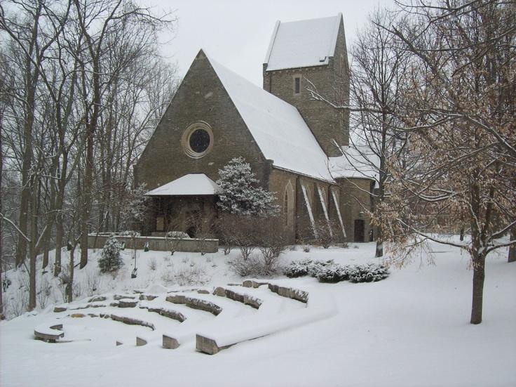 Kumler Chapel, Western Campus of Miami University, Oxford, Ohio