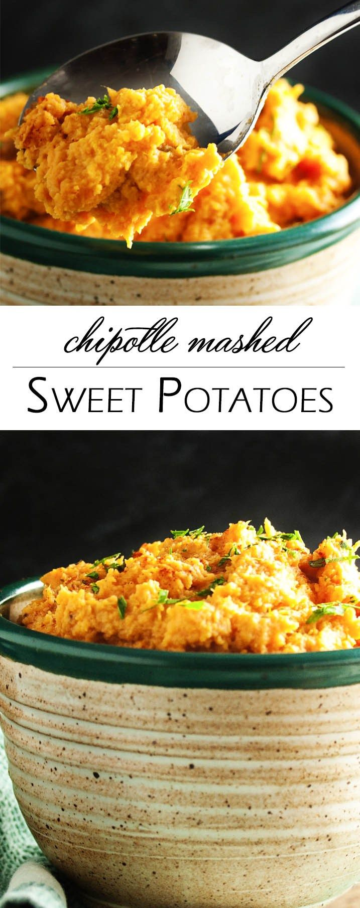 how to make good sweet potato mash