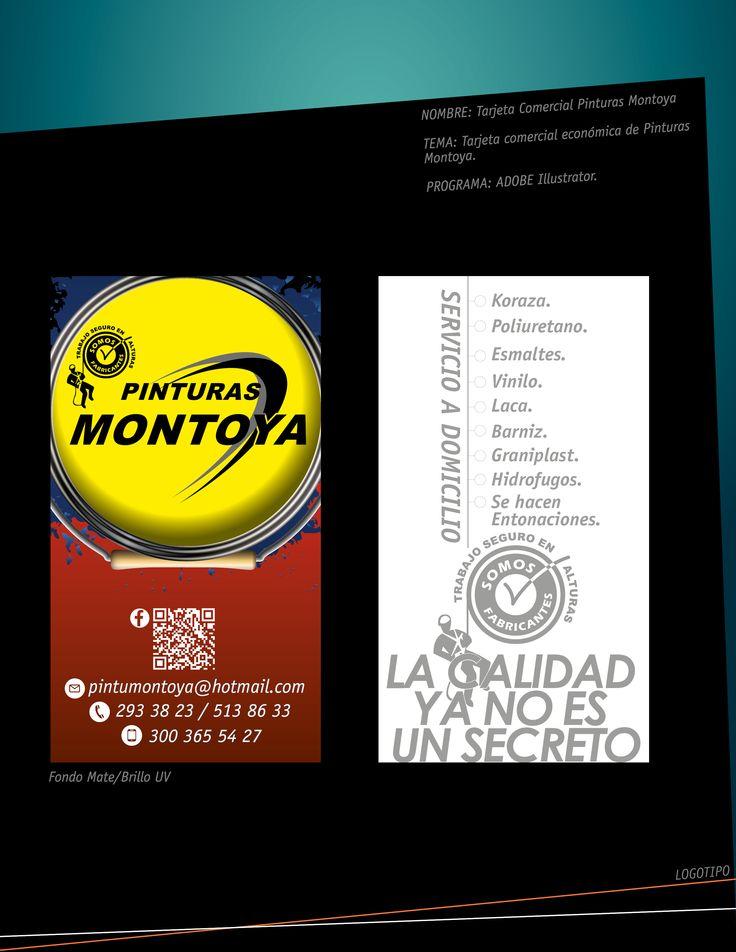 Marca/Tarjeta Comercial/Producción Gráfica.