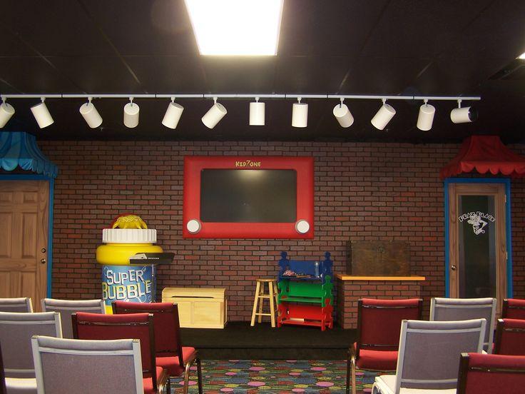 children's church stage | Childrens Church Stage Set Construction