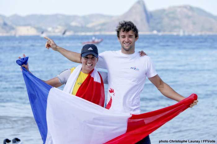 #GLISSE #RIO2016 #RSX Voile Olympique : Charline Picon et Pierre Le Coq sélectionnés pour les Jeux de Rio 2016 http://seasailsurf.com/seasailsurf/actu/9357-Voile-Olympique-Charline-Picon-et-Pierre-Le-Coq