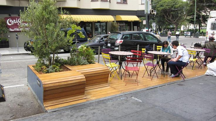 Want to add to #SF's growing #parklet movement? Applications opened yesterday! via @CurbedSF http://pavementtoparks.sfplanning.org/parklets.html