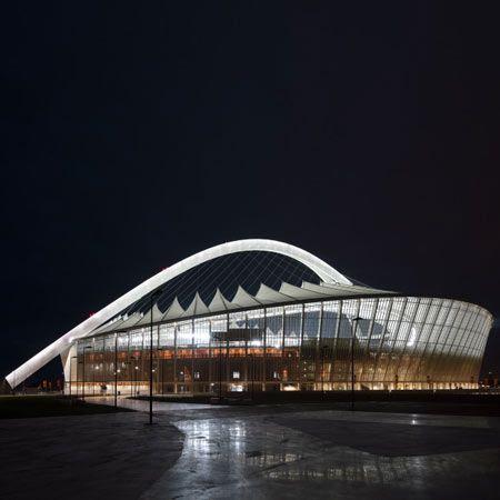 Moses Mabhida Stadium- Durban, South Africa