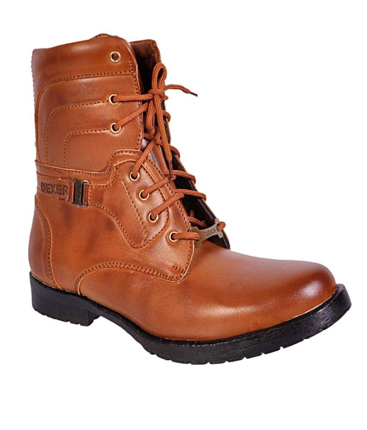 24 Casuals High length Boots, http://www.snapdeal.com/product/24-casuals-tiger-tan-shoes/81047048