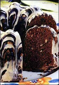 Bábovka z cukety