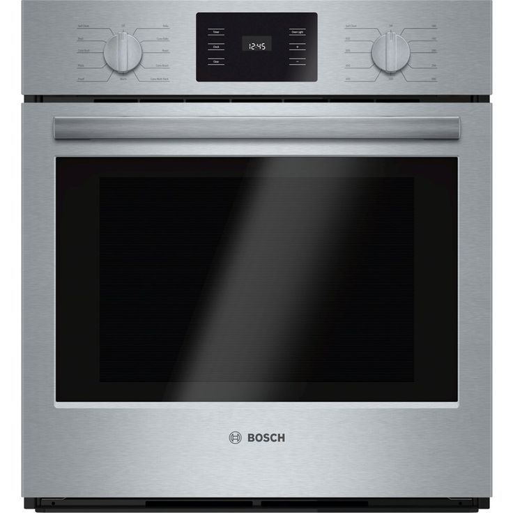 See larger image Bosch HBN5451UC 500 27″ Stainless Steel Electric Single Wall Oven – Convection Features: 4.1 cu. ft., EcoClean 2-Hour Self-Clean, 11 Cooking Modes, Temperature Conversion, Bread Proofing 500 27″ Stainless Steel Electric Single Wall Oven – Convection List … Readmore