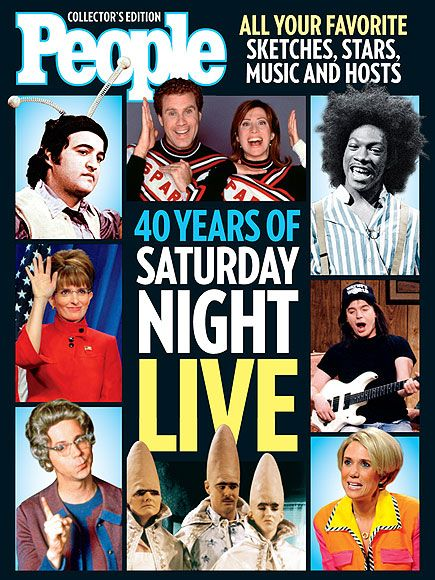 Saturday Night Live 40th Anniversary; Funniest 1990s ...