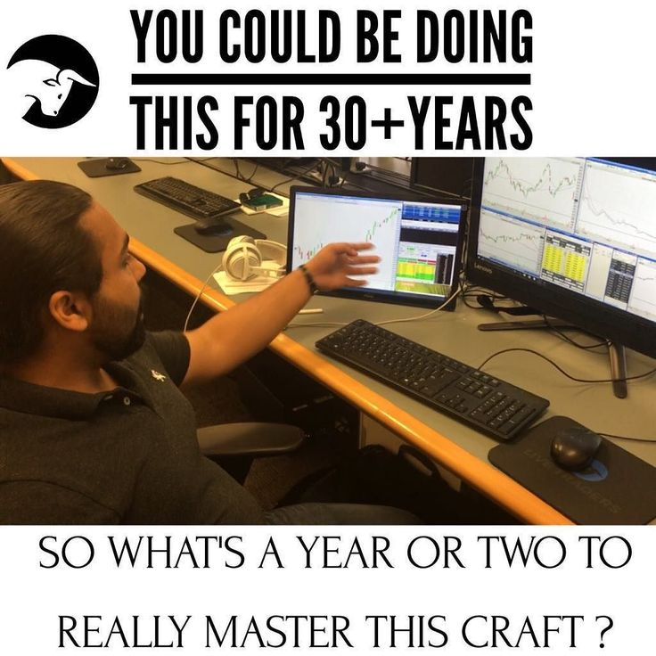 """The question I get most from newer traders is how long will it take for me to succeed ? They never like my answer when I say it depends on the effort you put in Some people get it in 3-6 months some take a year or 2 and some even more. So a year is a safe bet to say. The reply I always get it oh wow a year is very long time.  But what they don't understand is once you got it once you've mastered this craft then that's it. You could be doing this for the rest of your lives so what is a year…"