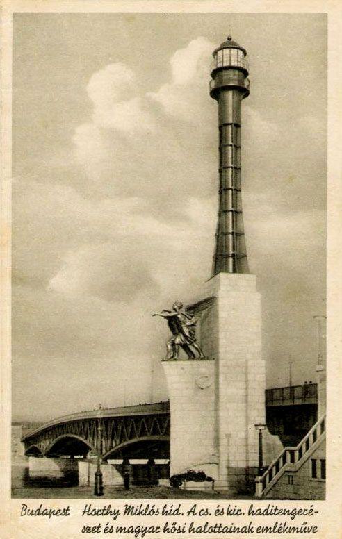 Petőfi (Horthy Miklós) híd a Boráros térrel | Anno Budapest IX. kerület Duna híd tér egykor.hu | régi Magyarország akkor és most