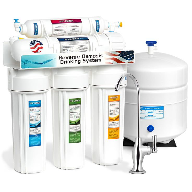 ► Express Water 5 Stage Undersink Reverse Osmosis Drinking Water Filtration System - YouTube Video will open in a new window