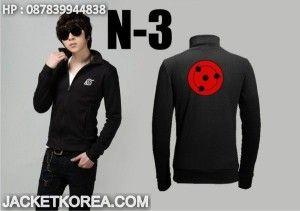 Jaket Anime Naruto N-3
