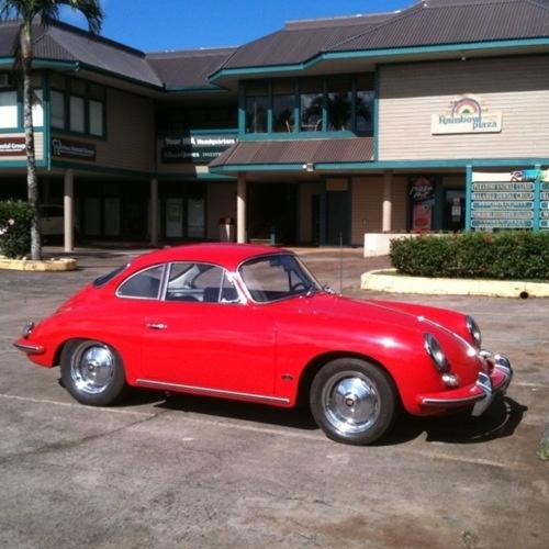 1962 Porsche 356 found in an empty parking lot1962 Porsche, Parks Lot, Empty Parks, German Cars, Porsche 356, Dreams Cars