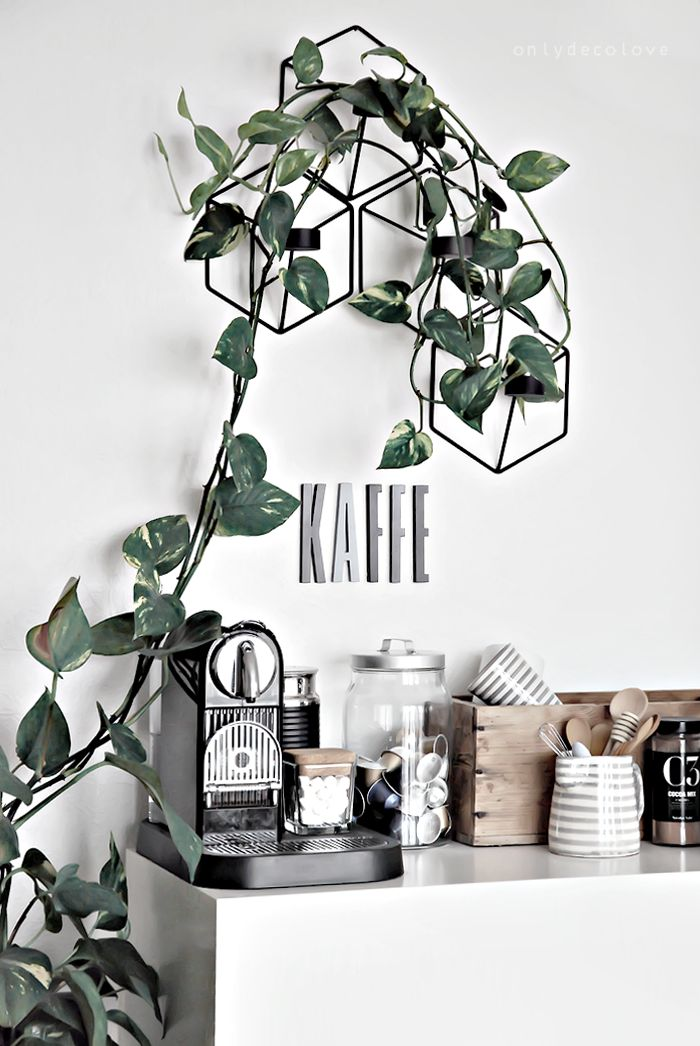 Dreamy coffee station, Only Deco Love
