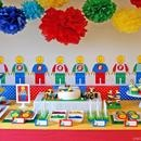 Hostess with the mostess-- TONS of party themes!
