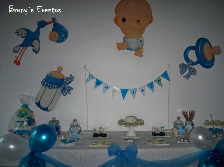 Adornos Para Baby Shower De Varon.Decoracion Para Baby Shower De Varon Decoracion De Ba Ducha